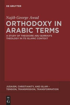 Orthodoxy in Arabic Terms - Awad, Najib George