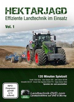 Hektarjagd - Effiziente Landtechnik im Einsatz....