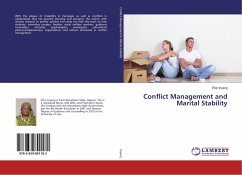 Conflict Management and Marital Stability