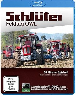 Schlüter Feldtag OWL, Blu-ray