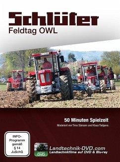 Schlüter Feldtag OWL, DVD