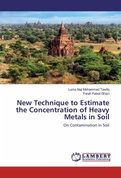 New Technique to Estimate the Concentration of Heavy Metals in Soil