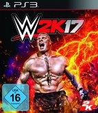 WWE 2K17 (PlayStation 3)