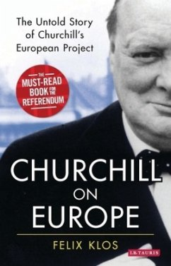 Churchill on Europe - Klos, Felix
