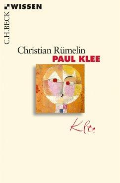 Paul Klee (eBook, ePUB) - Rümelin, Christian