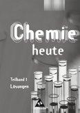 Chemie heute SI. Lösungen Teilband 1. Niedersachsen