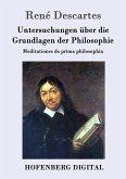 Untersuchungen über die Grundlagen der Philosophie (eBook, ePUB)