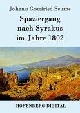 Spaziergang nach Syrakus im Jahre 1802 (eBook, ePUB)