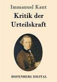 Kritik der Urteilskraft (eBook, ePUB)