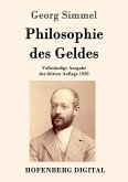 Philosophie des Geldes (eBook, ePUB)