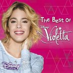 The Best of Violetta, Audio-CD