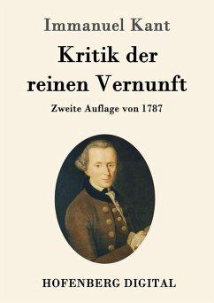 Kritik der reinen Vernunft (eBook, ePUB) - Immanuel Kant