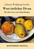 West-östlicher Divan (eBook, ePUB)