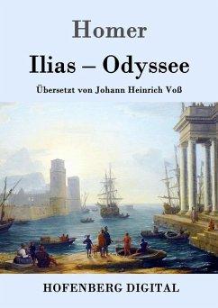 Ilias / Odyssee (eBook, ePUB) - Homer