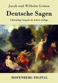 Deutsche Sagen (eBook, ePUB)