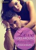 Love goes around - Meadow und Travis. Erotischer Liebesroman (eBook, ePUB)