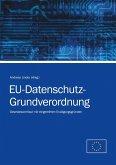 EU-Datenschutz-Grundverordnung (eBook, ePUB)