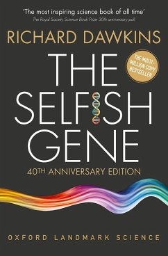 The Selfish Gene (eBook, ePUB) - Dawkins, Richard