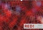 RED! (Wandkalender 2017 DIN A3 quer)