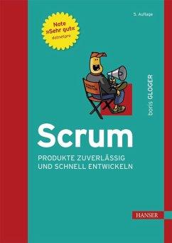 Scrum (eBook, PDF) - Gloger, Boris