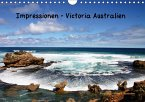 Impressionen - Victoria Australien (Wandkalender 2017 DIN A4 quer)