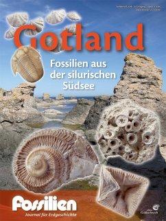 Fossilien Sonderheft ´´Gotland´´