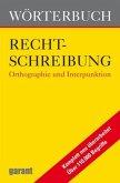 Wörterbuch Rechtschreibung