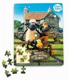 Legler 1256 - Shaun das Schaf, 100 Teile, Puzzle