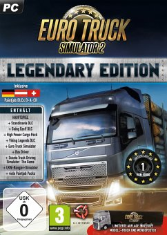 Euro Truck Simulator 2: Legendary-Edition (LIMITED EDITION)
