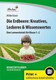 Die Erdbeere: Kreatives, Leckeres & Wissenswertes (Set)