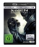 X-Men: Apocalypse - 2 Disc Bluray