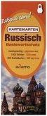 Karteikartenbox Basiswortschatz Russisch Niveau A1