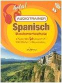 Audiotrainer Basiswortschatz Spanisch, 3 Audio-CD