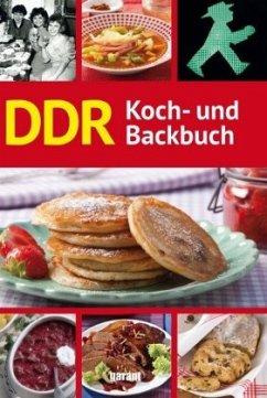 DDR Koch- und Backbuch