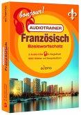 Audiotrainer Basiswortschatz Französisch, m. 3 Audio-CD, m. 1 Buch