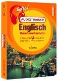 Audiotrainer Basiswortschatz Englisch, 3 Audio-CD
