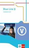 Blue Line 3. Vokabellernheft 7. Schuljahr. Ausgabe 2014