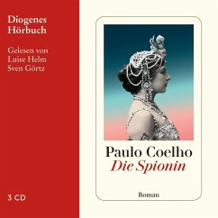 Die Spionin, 3 Audio-CD - Coelho, Paulo