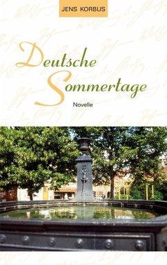 Deutsche Sommertage (eBook, ePUB)