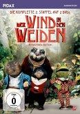 Der Wind in den Weiden - Die komplette 2. Staffel (2 Discs)