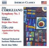 Sinfonie 1/Bright Blue Music/Appalachian Spring