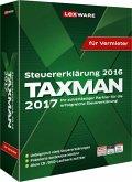 TAXMAN 2017 für Vermieter (Steuererklärung 2016)