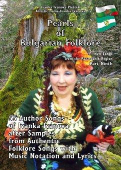 Pearls of Bulgarian Folklore (eBook, ePUB) - Ivanova Pietrek, Ivanka