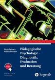Pädagogische Psychologie - Diagnostik, Evaluation und Beratung (eBook, ePUB)