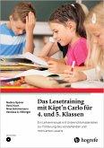 Das Lesetraining mit Käpt'n Carlo für 4. und 5. Klassen (eBook, PDF)