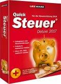 QuickSteuer Deluxe 2017 (Version 23.00) - Schnell! Einfach! Sicher! Deluxe!