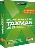 TAXMAN 2017 Rentner & Pensionäre (Steuererklärung 2016)