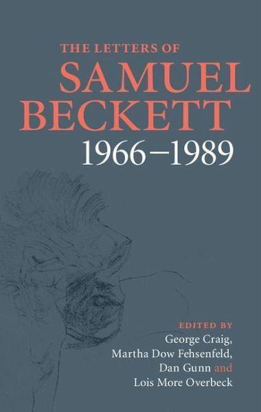 Briefe Von Sam : The letters of samuel beckett volume  von