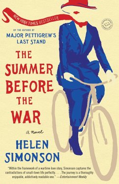 The Summer Before the War - Simonson, Helen