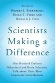 Scientists Making a Difference